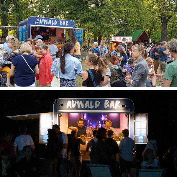 AUWALD Bar, Mobile Bar, Cocktails, Catering, Partyservice, Leipzig